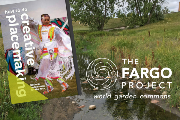 "The Fargo Project featured in NEA's publication ""How To Do Creative Placemaking"""