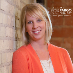 Laura Bowles is a landscape designer at Land Elements in Fargo