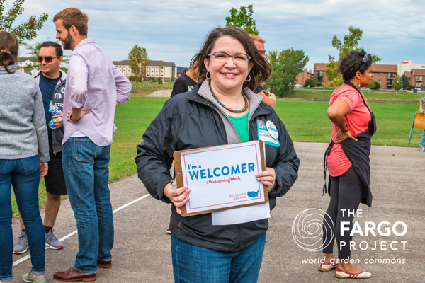 Nicole Crutchfield, city planner and leader of The Fargo Project