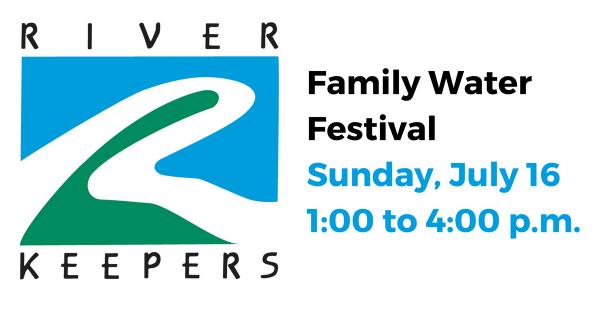 Jul 16 Family Water Festival