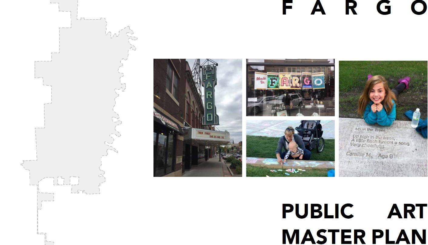 Fargo Public Art Master Plan