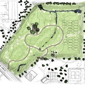 World Garden Commons Construction Plan 2017