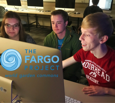 MN State University Moorhead students redesign TFP website